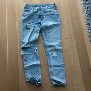 Urban Outfitters Jeans - BDG ripped boyfriend jeans